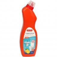 Чистящее средство санитарно-гигиеническое «OfficeClean» лимон, 750 мл.