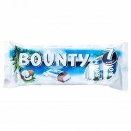 Конфета «Bounty» 7 конфет, 7 х 27.5 г.