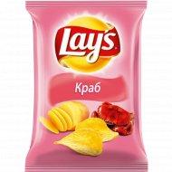 Чипсы «Lay's» со вкусом краба 80 г.