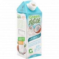 Напиток из растительного сырья «Кокос» на рисовой основе, 0.75 л.