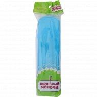 Футляр для зубной щетки и пасты, 21.0х3.5х5.5 см, в ассортименте.