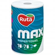 Бумажное полотенце «Ruta Max» универсальное, 1 шт.