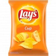 Чипсы «Lay's» со вкусом сыра, 80 г.