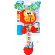 Развивающая игрушка «Собачка» с цветными шариками.