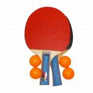 Набор для настольного тениса.