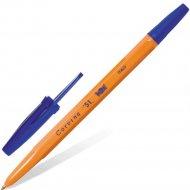 Ручка шарикиковая «Corvina» 1.0 мм, стержень синий