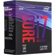 Процессор «Intel» Core i7-8700K.