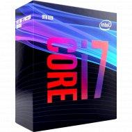 Процессор «Intel» Core i7-9700.