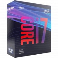 Процессор «Intel» Core i7-9700F.