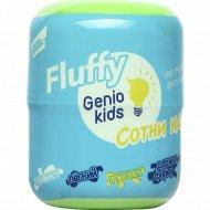 Воздушный пластилин «Fuffy» для детской лепки.