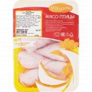Голень цыпленка-бройлера, охлажденная, 1 кг., фасовка 0.5-0.9 кг