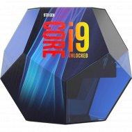 Процессор «Intel» Core i9-9900К.