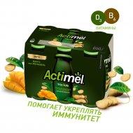 Продукт кисломолочный «Actimel» с манго, 2.5 %, 6x100 г.
