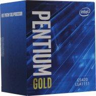 Процессор «Intel Original Pentium Gold» G5420 (BX80684G5420 S R3XA)