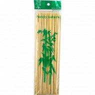 Шампуры из бамбука 25 см.