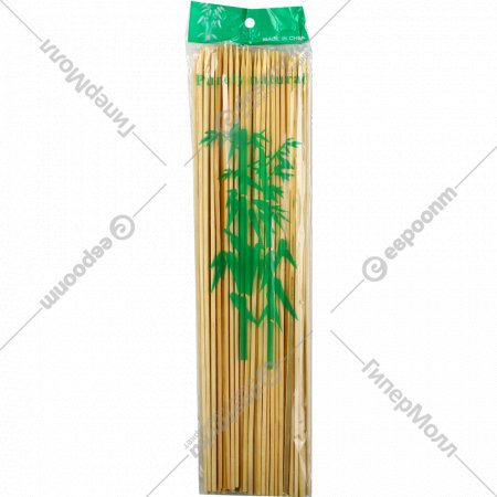 Шампуры из бамбука 30 см.