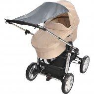 Тент для детской коляски «Reer» 8411.8, серый