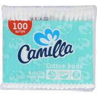 Ватные палочки «Camilla» 100 шт.