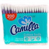 Ватные палочки «Camilla» 200 шт.