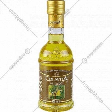 Масло оливковое «Colavita» рафинированное, 0.25 л.