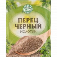 Перец черный «Miss Aroma» молотый, 50 г.