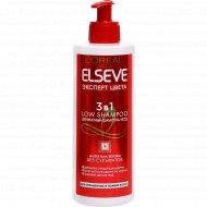 Шампунь «Elseve» эксперт цвета, для окрашенных и ломких волос, 400 мл.