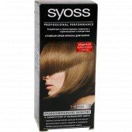 Крем-краска для волос «Syoss» русый, 7-6.