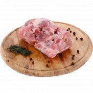 Рагу из мяса индейки, замороженное, 1 кг., фасовка 0.75-0.95 кг