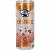 Напиток энергетический «Energy Coffee» Latte, 0.25 л