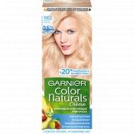 Крем-краска для волос «Color Naturals Creme» интенсивная осветляющая.