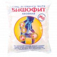 Соль «Бишофит» хвойная 500 г.