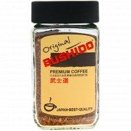 Кофе растворимый сублимированный «Bushido» original, 100 г.
