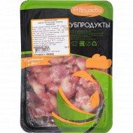 Мышечные желудки цыплят-бройлеров «Дружба» замороженные, 1 кг, фасовка 0.7-0.9 кг
