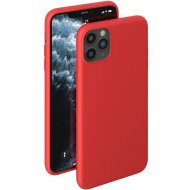 Чехол «Deppa» Gel Color Case Basic для Apple iPhone 11 Pro Max 87233 красный.