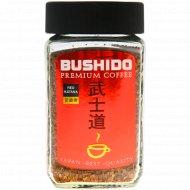 Кофе растворимый «Bushido» Red Katana, 100 г.
