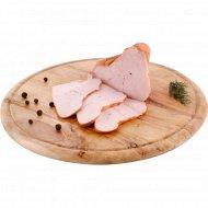 Филе из мяса индейки «Классическое особое» копчено-вареное, 1 кг., фасовка 0.3-0.4 кг