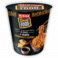 Вермишель «Мивина» Street Food с соусом со вкусом терияки острая, 75 г