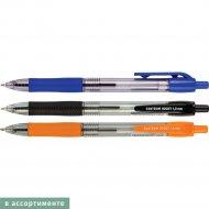Ручка шариковая автоматическая «Ball Pen Rocky» ассорти