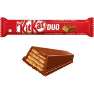 Шоколад «Kit Kat» с хрустящими вафлями, 58 г.