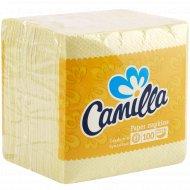 Салфетки бумажные «Camilla» 100 шт.