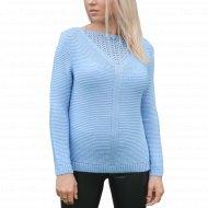 Джемпер женский «Romgil» ТЗ016, светло-голубой.
