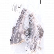Рыба «Акула-призрак гидролаг» тушка, мороженая, 1 кг, фасовка 0.5-0.606 кг
