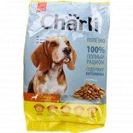 Корм для собак «Charli» с курицей, 500 г.