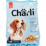 Корм для собак «Charli» с мясом, 500 г.