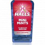 Конфеты «Halls» Mini Mints со вкусом арбуза, 12.5 г.