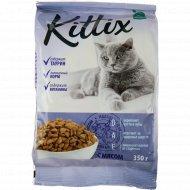 Корм сухой для кошек «Kittix» с мясом, 350 г