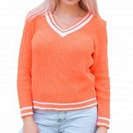 Джемпер женский «Romgil» ТЗ255А, оранжевый.