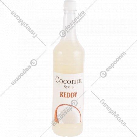 Сироп «Monin keddy» кокос, 1 л.