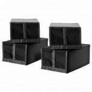 Набор коробок для обуви «Скубб» 22x34x16 см, 4 шт.