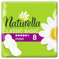 Гигиенические прокладки «Naturella» Classic Basic Maxi, 8 шт.